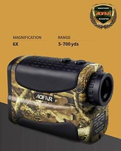 HX-700N Hunting Range Finder 700 Y Waterproof Archery Rangefinder Bow Goft