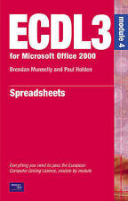 USED (GD) ECDL 2000: Module 4 (ECDL3 for Microsoft Office 95/97) by Paul Holden