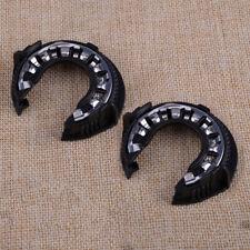 2pcs D1S D3S Bulb Holder Adapter Retainer Clip Ring Bracket Fit for Jaguar XF XK