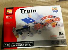 Totally Cool Toys Train Educational 137 Pcs