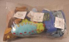 Disney Store Plush Bean Bag bugs life Hopper Spider Heimlich Tuck Roll lot 1