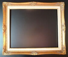 CADRE ANNEES 50 DORÉ MONTPARNASSE 50 x 40 cm  FRAME Ref C286