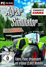 Agrar Simulator 2011 PC Neu & OVP