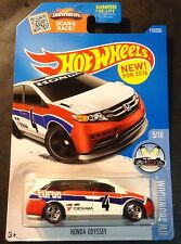Hot Wheels Super CUSTOM Honda Odyssey with Real Riders