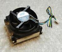 Intel D98510-001 CPU Processor Heatsink & Fan 12V 1.10A 4-Pin 4-Wire - Nidec