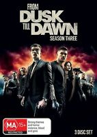 From Dusk Till Dawn : Season 3 DVD : NEW