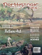 NEW #121 Latest Issue Prehistoric Times dinosaur magazine PT spring 2017!!!!!!!
