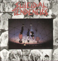 Suicidal Tendencies - Suicidal Tendencies [New Vinyl LP]