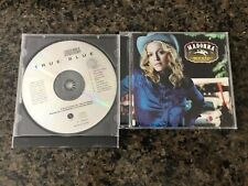 Lot of 2 pre-owned Madonna CD's. Music True Blue Papa Don't Preach 1986 2000