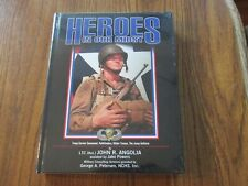 US Airborne Heroes In Our Midst Vol 2 John Angolia D Day Paratrooper jump wing