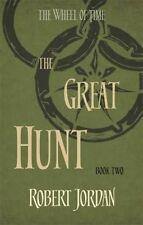 The Great Hunt by Robert Jordan (Paperback, 2014)