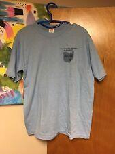 Vintage Ohio University Aej '82 Association Education Journalism T-shirt Large