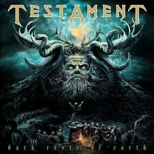 Testament - Dark Roots Of Earth (NEW CD)