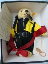 Steiff Ralph Lauren Polo Sport Bear Racer limited edition #694 /1000 collectible