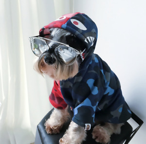 Puppy Dog Hoodie BAPE Jacket Small and Big Dogs Hypee Clothes