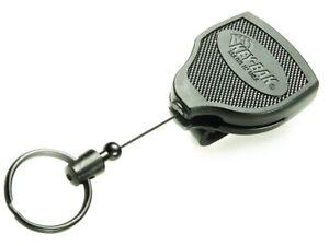 KEY-BAK Super 48 Kevlar Gürtelschlaufe Schlüsselrolle Schlüssel-Jojo