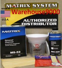 Matrix MS-52 Universal Urethane Clearcoat with MH-006 Hardener similar to CC940