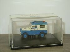Land Rover Series I 88 Hard Top - Oxford 1:76 in Box *43620