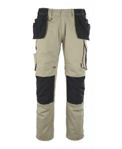 """MASCOT BREMEN TWO TONE CRAFTSMENS PANTS 14031-203-5509 Size W42.5"""" X L35"""""""