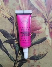 J Cat Wonder Lip Paint BY-THE-BYE Hot Pink Lipstick Tar Color Bright Fuchsia