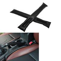 2Pcs Car Leather Seat Gap Filler Soft Pad For A1 A3 A4 A5 A6 A7 A8 TT Q3 Q5 Q7