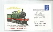 SOUTH EASTERN & CHATHAM RAILWAY OCT 17,1971 CLAPHAM LONDON SW4