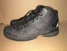 b53ca931d851 New! JORDAN SuperFly 4 Basketball Shoes 768929-001 Black Mens Size 10  Sneakers