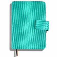 Soft Cover A6 Journal Agenda Schedule Pocket Notebook Daily Planner Green