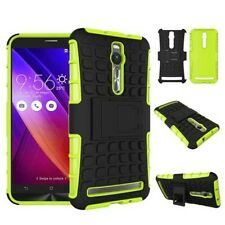 For Asus Zenfone ZenPhone 2 5.5 Hybrid Impact Armor Rugged Hard Case Stand Cover