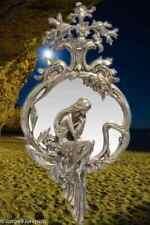 Spiegel im Barocken Antik Stil Vintage Geschenk Möbel Wohnen Dekoration Spiegel