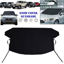 Car Windshield Cover Sun Shade Protector Winter Snow Ice Rain Dust Frost Shield