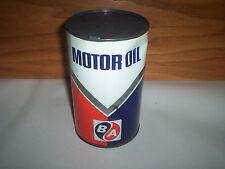 B/A BA B-A British American Oil Co Peerless Oil Can Tin : Gulf Transition