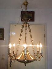 Imposanter Kronleuchter, Kandelaber aus Frankreich, Empire Stil