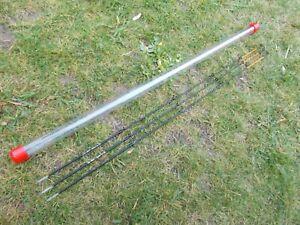 3x Garbolino feeder fishing rod tips FISHING SET UP