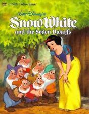 Disney: Walt Disney's Snow White and the Seven Dwarfs by Golden Books 103-70