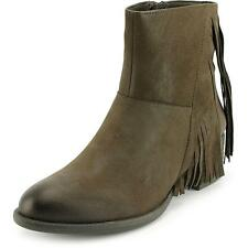 Medium (B, M) Fringed Med (1 in. to 2 3/4 in.) Boots for Women
