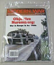Objective Nuremberg: War in Europe in the 1980s