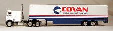 HO Covan Moving 18 Wheeler (4-1076)