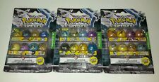Pokemon Diamond and Pearl Marble Pack Complete Series 3 (Packs 1, 2, 3) Marbles