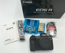 Canon EOS R 30.3MP Mirrorless Digital Camera - Body Only - 2000 actuations