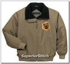 CHOW embroidered challenger jacket ANY COLOR