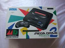 SEGA Mega Drive 2 Empty Console Box Japan SMD
