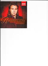 CD EMI ROBERTO ALAGNA - BEL CANTO (EMI CLASSICS CD 2002)