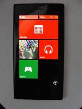 NOKIA LUMIA 928 PHONE RM-860 4G LTE 32GB WHITE (working phone w/ a minor issue)
