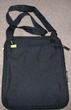 Black Leeds Disrupt Tablet Messeger Bag