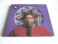 Brainstorm by Young MC Deluxe Digipak CD Promotional 1991 Capitol NEW
