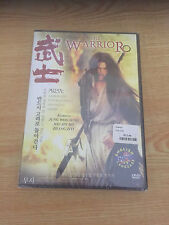 The Warrior  - Jung Woo Sung DVD NEW