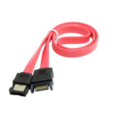 7pin SATA Male plug to ESATA Female Extension Cable 0.4m for Hard Disk