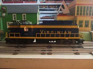 Lionel 6-8659 Virginian Rectifier Powered Diesel w/Pantograph O Gauge