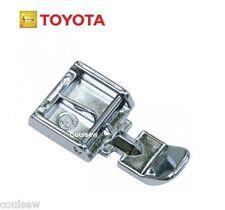 Sewing Machine ZIPPER FOOT CLIP ZIP Fits Toyota RS/RS2000 Series, ECO, Super J